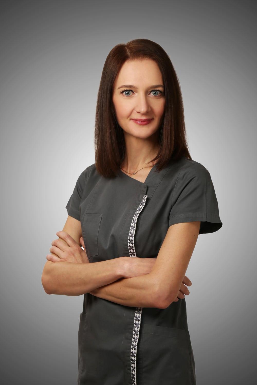 Beata Wojutyńska-Znamiec stomatolog